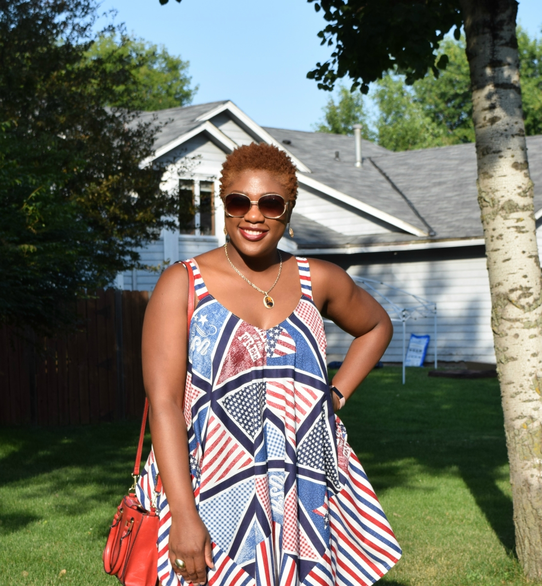 July 4th Make! *Butterick 6349*